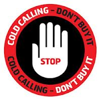 cold caller don't buy it