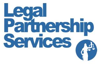 Legal Partn serv logo