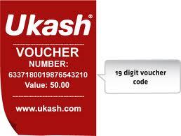 ukash code